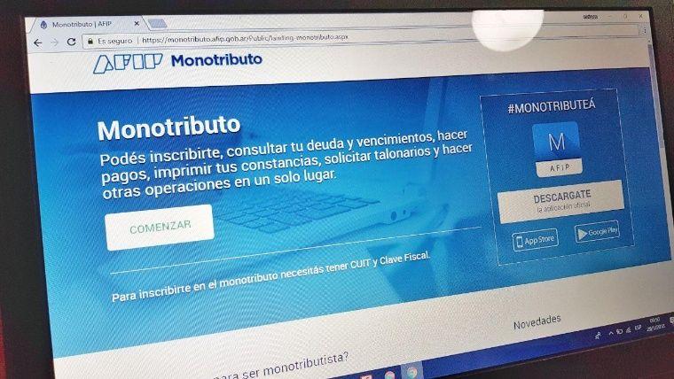 ¿Cómo son los créditos a tasa cero para monotributistas?
