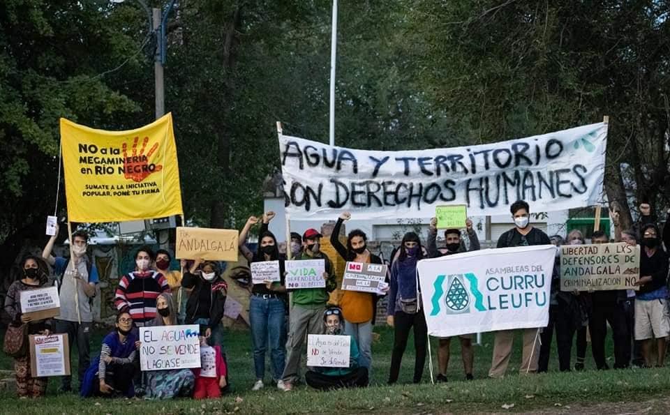 """Las Asambleas del """"Curru Luefú"""" denuncian y repudian ataques a los pueblos originarios"""
