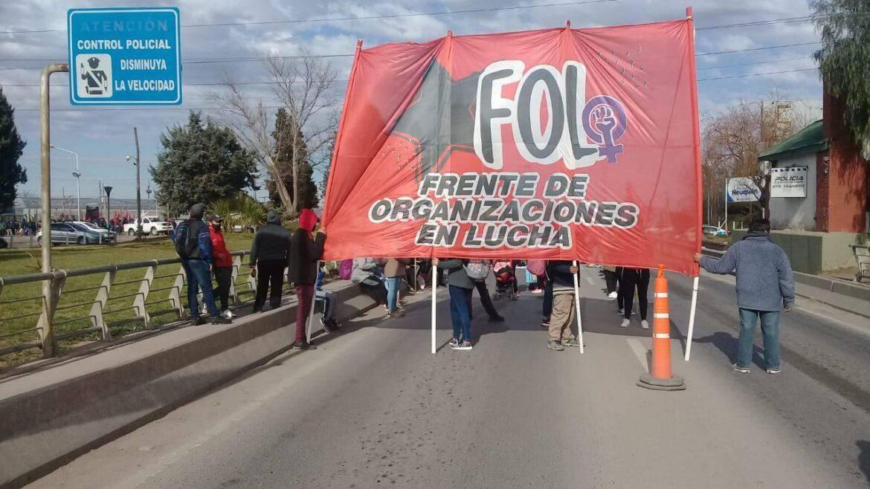 Postergaron el corte de los puentes carreteros Cipolletti  – Neuquén