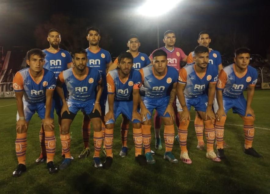 Liga Confluencia: Deportivo Roca ganó la ida y define la final de local el domingo 26