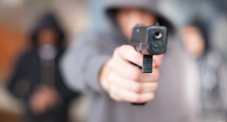 Robo a mano armada en Barrio Belgrano
