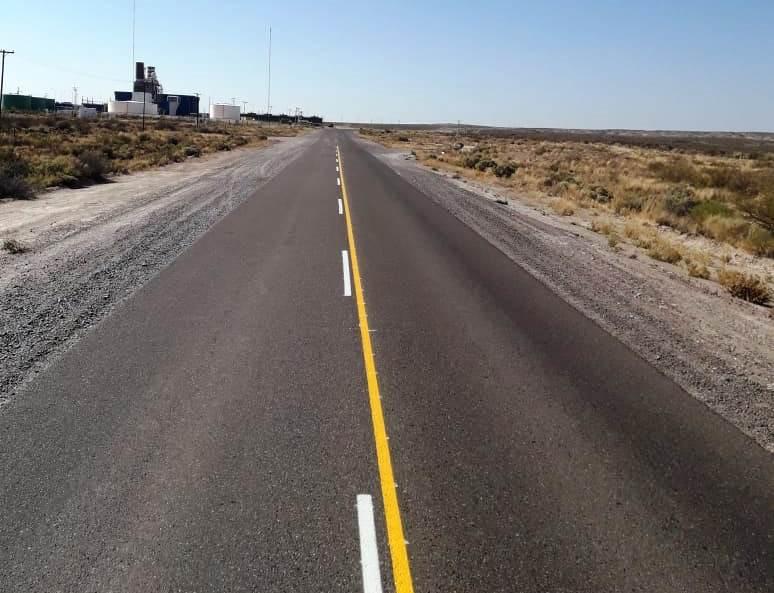 Trágico: un joven ciclista falleció en Ruta 6 luego de ser atropellado