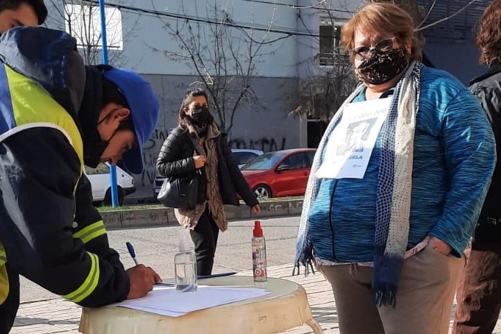 Juntan firmas por Javier Videla: conocé donde podes encontrar las planillas
