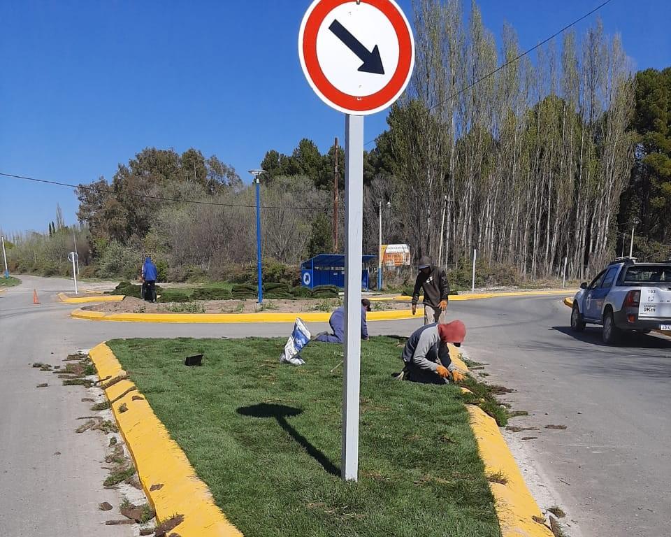 Roca: el sábado se inaugurará el pavimento desde La Ribera hasta Apycar