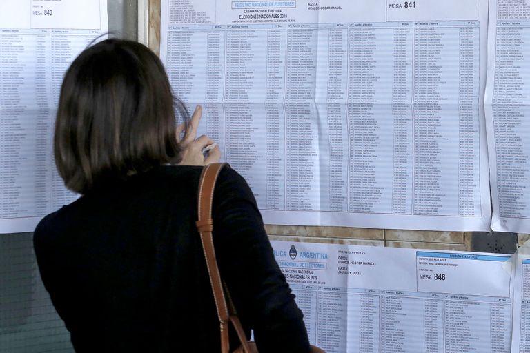 Elecciones Legislativas 2021: ¿Dónde voto?