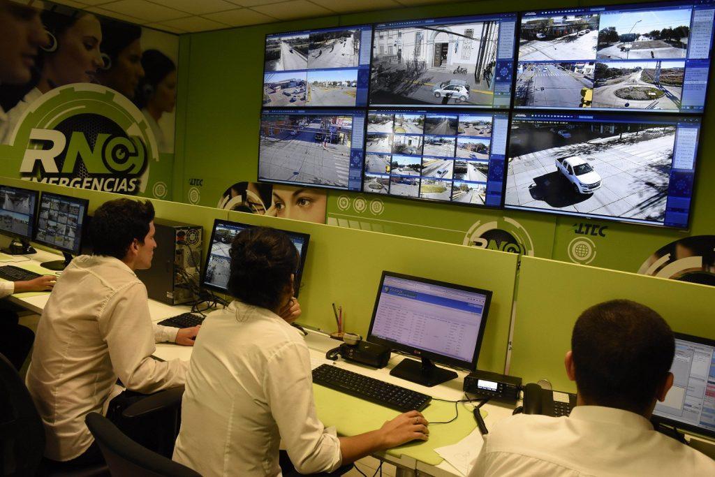 Se instalarán 150 cámaras de monitoreo en Río Negro