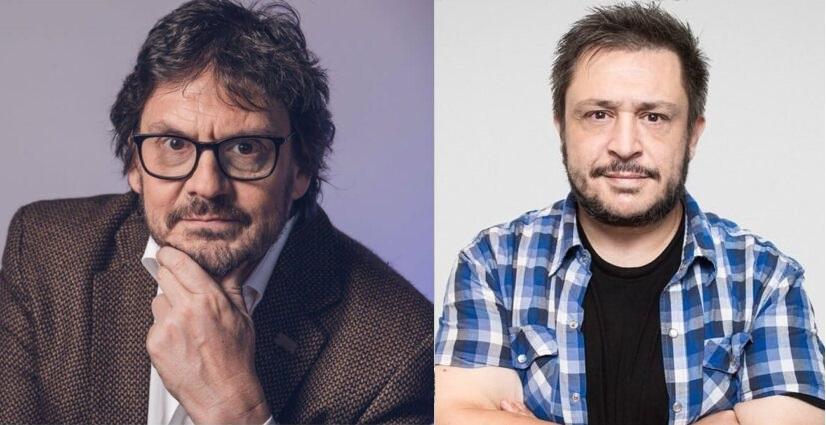 Felipe Pigna y Hernán Casciari estarán por videoconferencia en la Feria del Libro