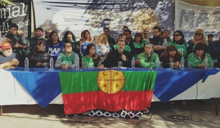 """Aguiar pidió abordar los conflictos territoriales """"sin vandalismo ni represión"""""""