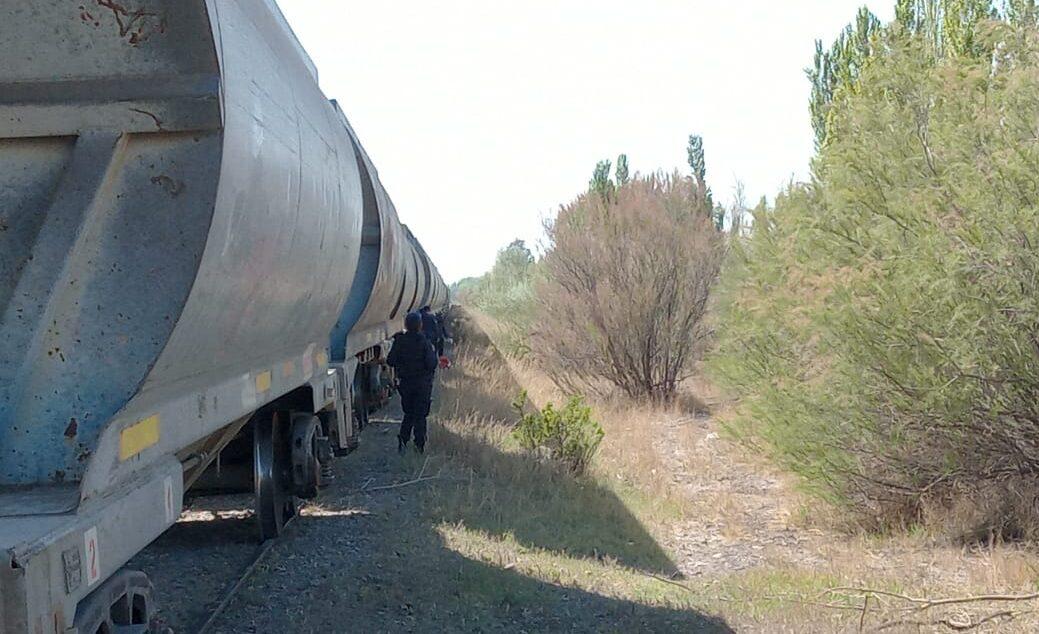El tren arrolló a un hombre en la zona de Stefenelli