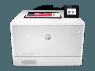 HP laserjet M454dw