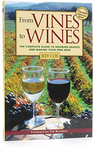 The Book From Vines To Wines