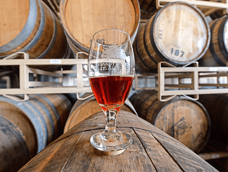 Barrel-Aged Beer