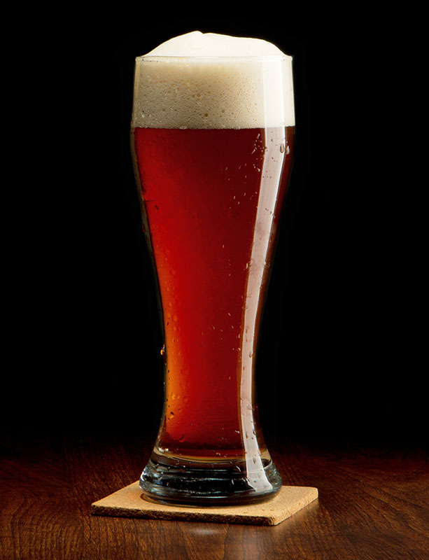 Beer Made From Munich Dunkel Lager Recipe