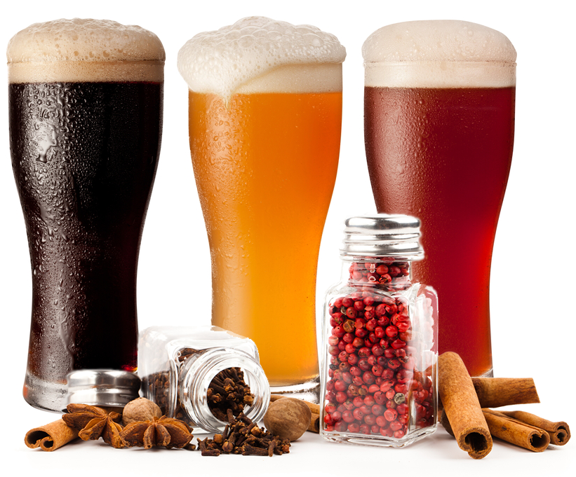 Beer With Spices