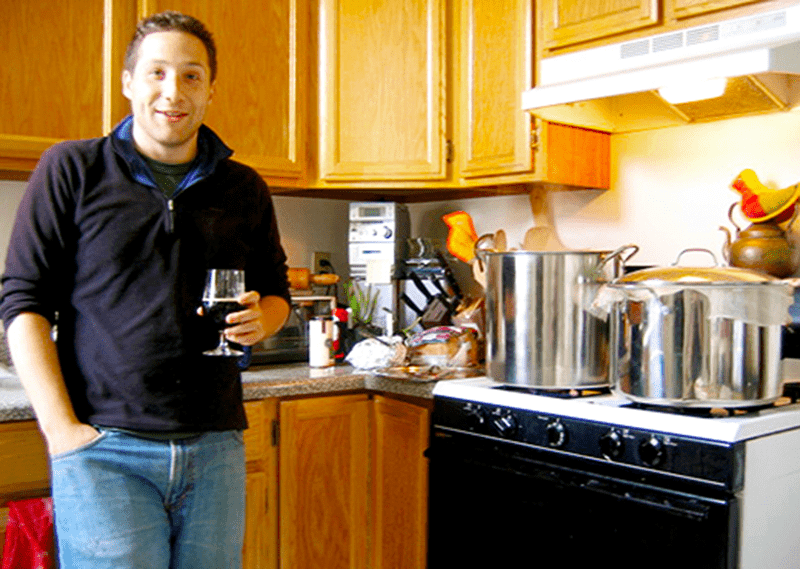Home Brewing Tips For Beginners Like Him!