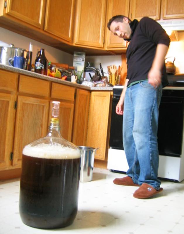 Beginning Home Brewer