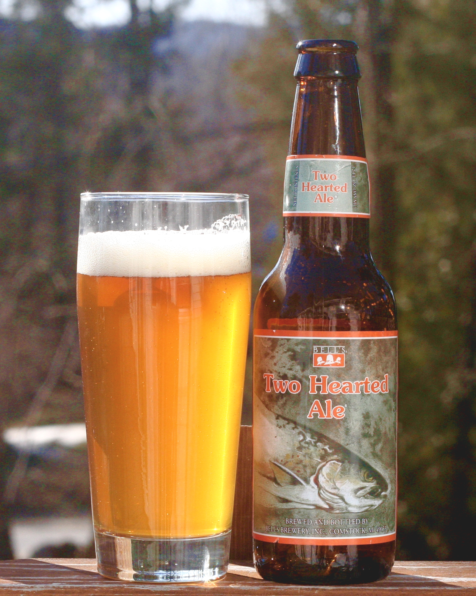 Bells Two Hearted IPA Beer