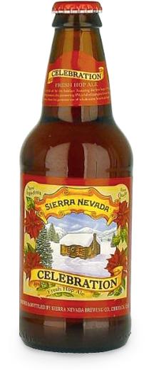 Bottle Of Sierra Nevada Celebration Ale