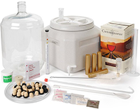 Connoisseur Wine Making Kit