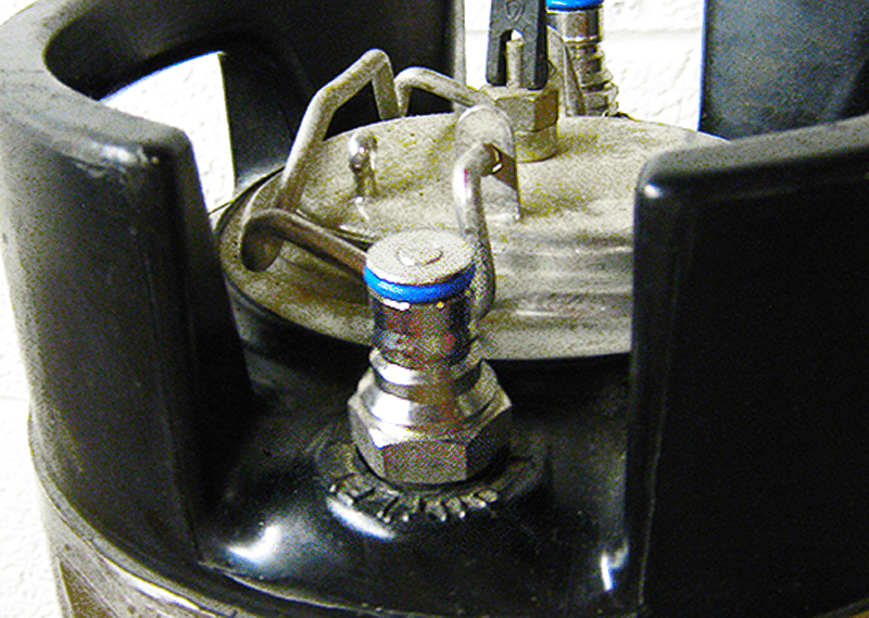 Fixing A Leaky Keg