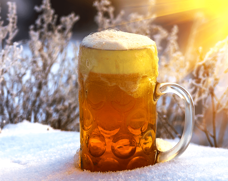 Home Brew In Cold Weather