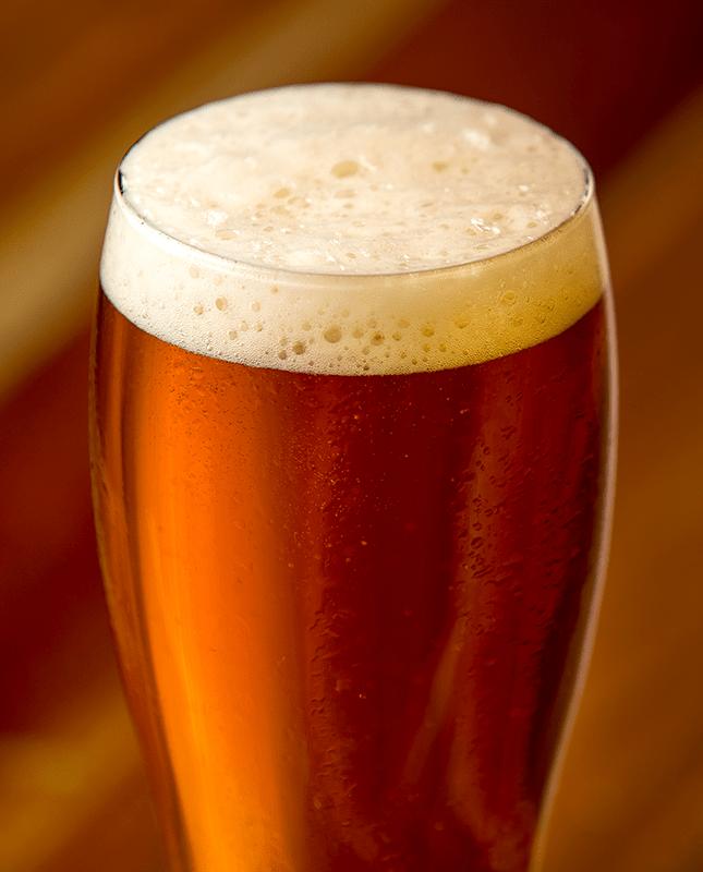 Home Brewed Brown Ale