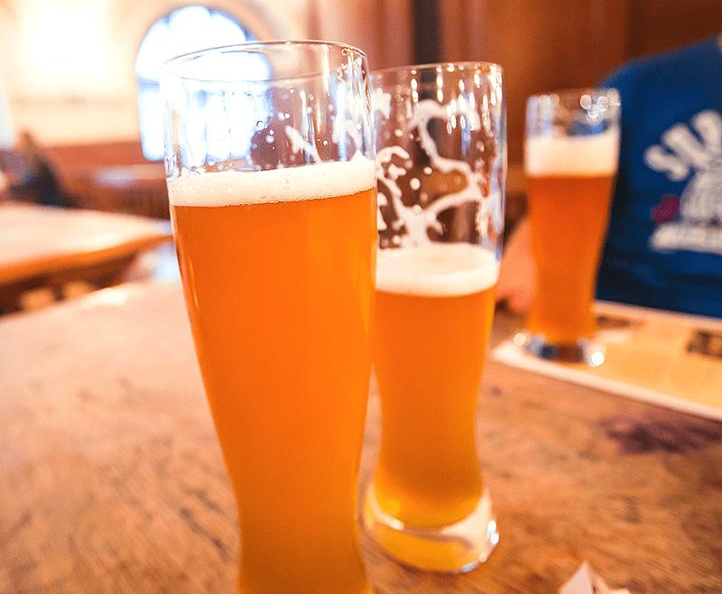 Home Brewed German Beer