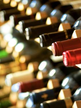 Homemade Wine Aging