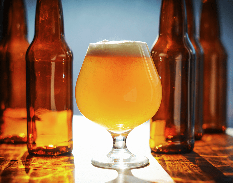 Made With Saison Beer Recipe
