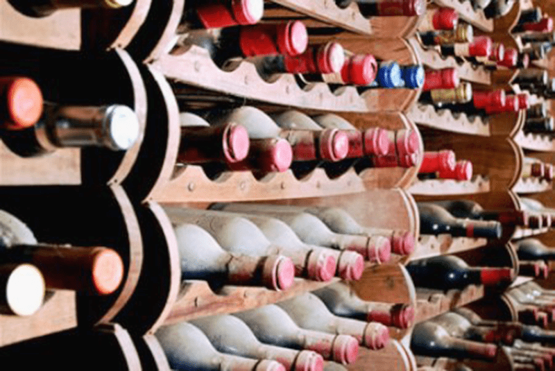 Oxygen And Wine Aging