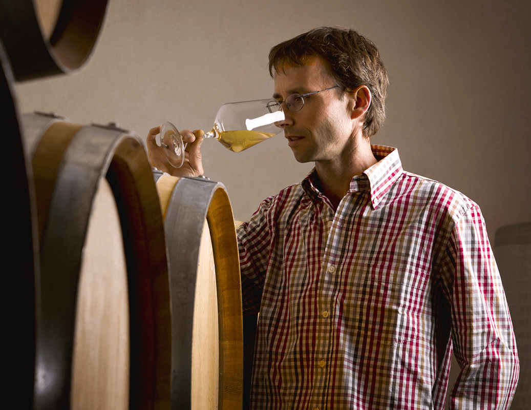 Sampling A Wine With Bottle Shock