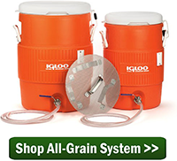 Shop All Grain Brewing System
