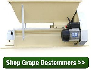 Shop Grape Destemmers