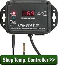 Shop Temp Controller