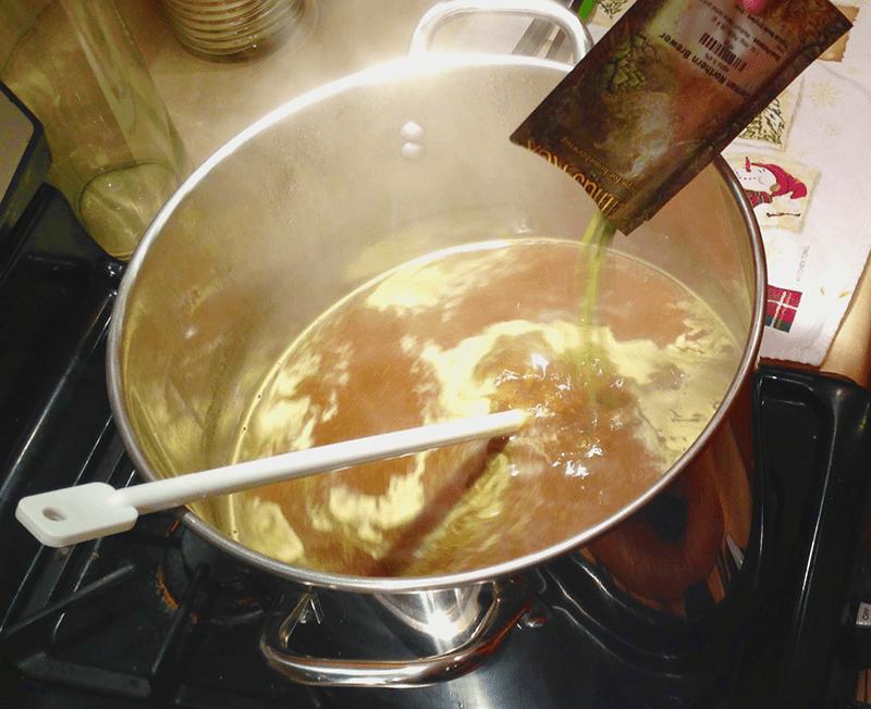 Substituting Hops During Boil
