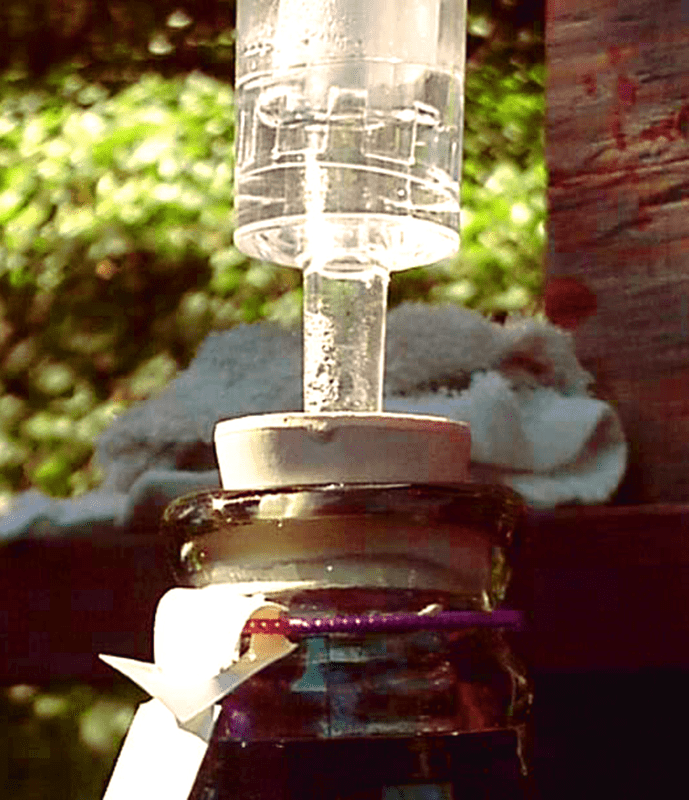 Using An Airlock In The Sun