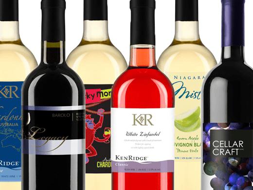 Bottled Vineco Wines