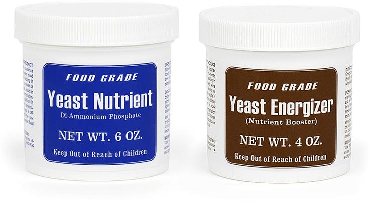 Yeast Nutrient In Wine Making