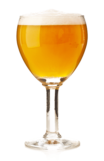Glass Of Home Brewed Abbey Single