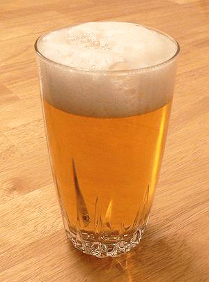 Homebrewed American Cream Ale