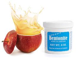 Bentonite For Winemaking
