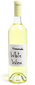 Homemade White Wine