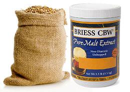 Malted Barley Grain Syrup