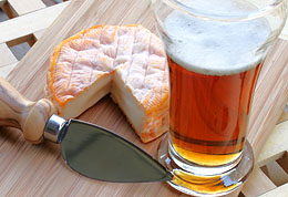 Pared Beer And Cheese