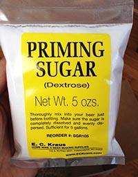 Beer Ingredient Kit Priming Sugar