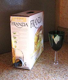 Box Wine Contianer