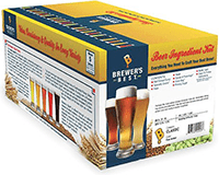 Brewers Best Wheat Beer Recipe Kit