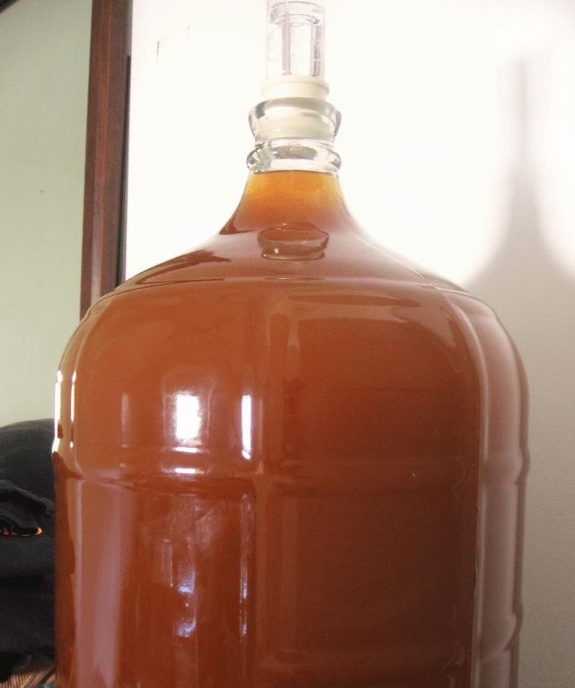 Mead ready to be sweetened