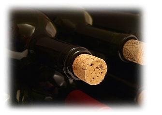 Wine Cork Stoppers Popping