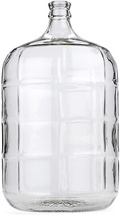Glass Carboy For Wine Making